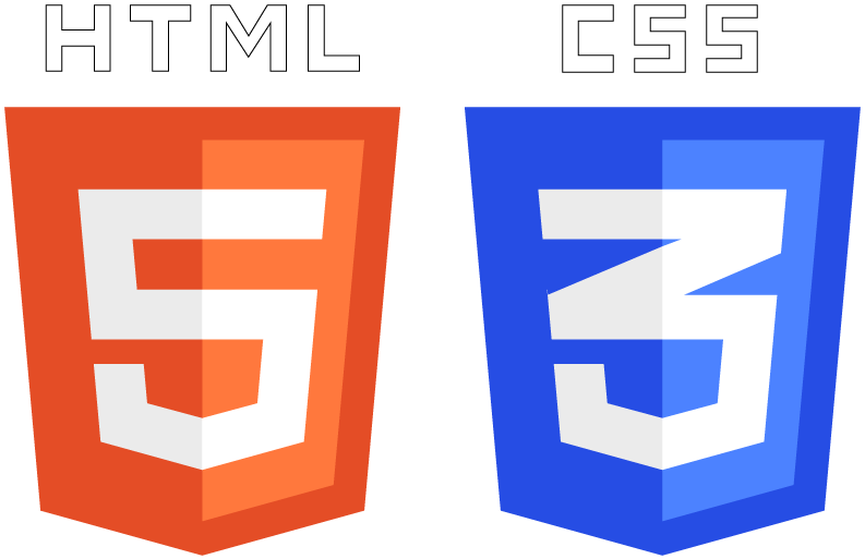 Icons CSS3 HTML5